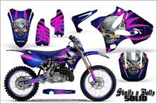 Dirt Bike Graphics Mx Graphic Kits Dirt Bike Decals Yamaha